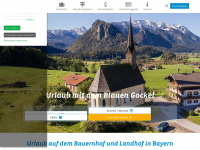 bauernhof-urlaub.com Thumbnail