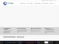 Stadtsportbund Krefeld e.V. ~ Startseite