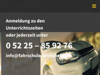 Fahrschule Kronsbein