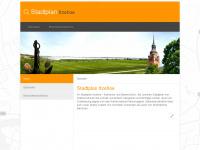 Stadtplan von Itzehoe