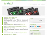der Webbi | Alles übers Web, Webdesign, SEO, Software, Tools, Grafik, uvm.