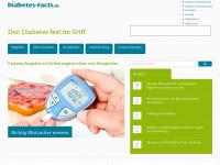 Portal für eine optimale Diabetes Behandlung - Diabetes-Facts.deDiabetes-Facts.de