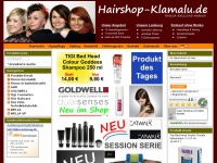 Hairshop KLAMALU - FRISEUR-EXKLUSIVE Marken