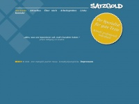 Satzgold - Ihr Textspezialist Joachim Hesse