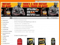 Muskelzuwachs.com - Fitnessshop-Bodyshop Erfurt
