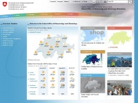 MeteoSwiss - Homepage