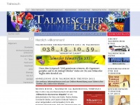 Talmescherecho.de - Talmescher Echo