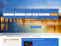 Günstige Flüge online buchen - Flug-Angebote vergleichen | fluege.de