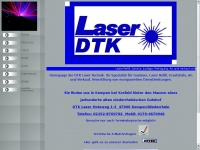 DTK Laser. Gaslaser Refill,Reparatur und Service. An-und Verkauf