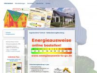 BAFA Energieberatung Thermografie Energieausweise Lippe Paderborn Bielefeld - Thermografie