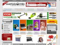 WEBBOMB&reg; CONSUMER ELECTRONICS