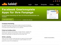 Facebook Gewinnspiele & Facebook Marketing mit Halalati