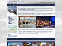 alpenseminare.com - Seminar Training Meeting Incentive im Chalet Schweiz Frankreich