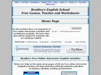 bradleys-english-school.com