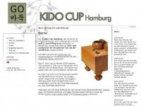 Kido Cup - Go-/Baduk-Turnier in Hamburg - Home