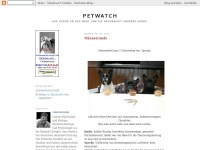 Petwatch - Fuer die Partnerschaft Mensch - Hund | Human Dog Bonding | Christoph Jung Anthrozoologie Anthrozoology