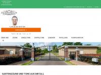 Zäune und Tore aus Schmiedeeisen Metall Gartenzäune Gartentore - Zauntrends Online Shop