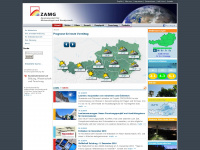 Zamg.ac.at - Zentralanstalt für Meteorologie und Geodynamik — ZAMG