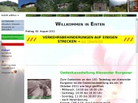 Eisten.ch - Gemeinde Eisten