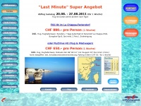 Chiappa Travel Korsika Flug Bern Figari