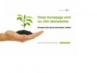 Hier entsteht eine neue Homepage