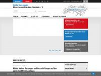 Startseite | borderline europe - menschenrechte ohne grenzen e.v.
