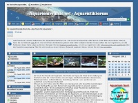 Aquaristik, Aquarien - Das Forum f&uuml;r Freunde der Aquaristik