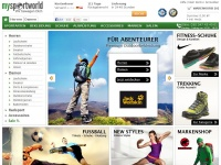 mysportworld.de