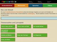 Hamsterkiste.de - Hamsterkiste - Lernportal für die Klassen 1 bis 6