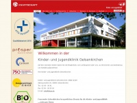 Kinder- und Jugendklinik Gelsenkirchen - Start
