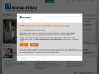 Rohrleitungsbau Anlagenbau Elektrotechnik - Schachtbau Memmingen Anlagenbau GmbH