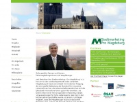 Stadtmarketing Magdeburg
