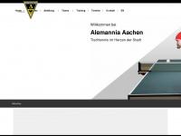 tischtennis-alemannia.de