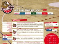 Licher Basketbären - Homepage