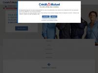 Creditmutuel.fr - Crédit Mutuel, LA banque à qui parler : compte courant, crédits, épargne, assurance, patrimoine…