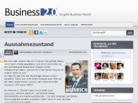 Business 2.0 Blog - Fit für Social Media & mehr!