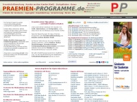 Startguthaben * Kunden werben Kunden * Freundschaftswerbung * Bonus * KwK | Praemien-Programme.de | Prämien für Girokonto * Tagesgeld * Depotübertrag * Versicherung * Strom * DSL