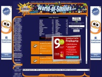 Smilies World-of-Smilies.com - Grosse Smilies Seite - Smileys für jeden Anlass Fun, Smilie Smiley free emoticons emoticon Smilies kostenlos
