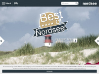 nordseetourismus.de Thumbnail