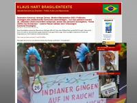 Klaus Hart Brasilientexte