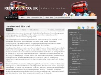 redbuses.co.uk « Leben in London