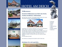 hotelamdeich.de