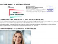 Broker Vergleich | Online Broker im Vergleich