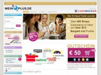 meinplus.de | powered by CASHBACK24