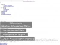 Hotel Bad Berleburg Pension Ferienhaus Ferienwohnung Schwarzenauer Mühle