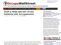occupywallst.org