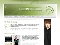 Fair Trade Kleidung