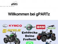 gPARTz - Fahrzeugtechnik + Werkstatt | Autorisierter ArcticCat Handels- und Servicepartner