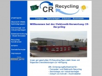 Cr-recycling.de - CR-Recycling