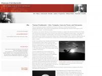 : Thomas Friedlaender : Zink, Trompete und Perkussion :